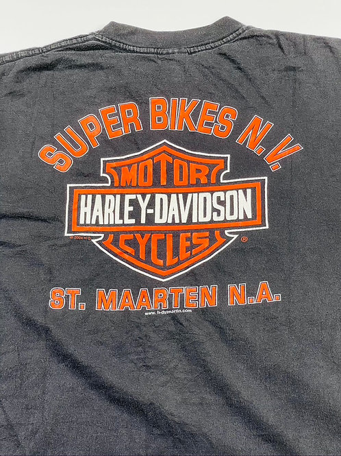 Harley Caribbean Tee XL