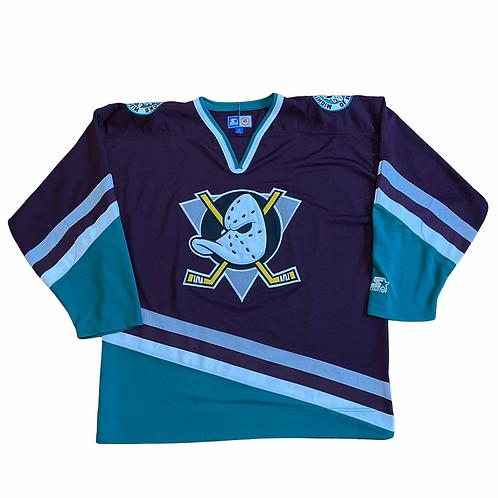 90s Anaheim Ducks Starter Jersey XL