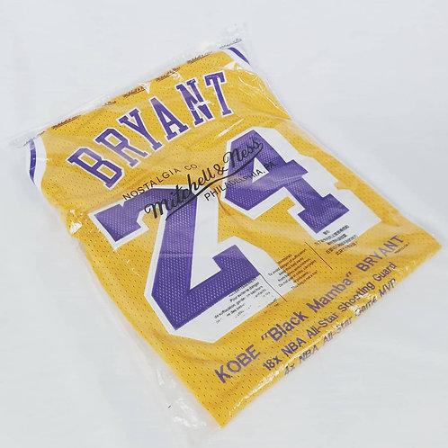 Kobe Bryant Hall of Fame 2020 Jersey (Brand New)