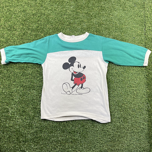 Kids Mickey Mouse Shirt (tagless)