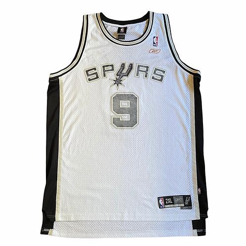 San Antonio Spurs - Tony Parker Jersey 2XL