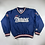 Thumbnail: 90s Starter NFL  Patriots embroidered Pullover Golf Jacket