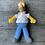 Thumbnail: 90's Simpsons Doll - Homer