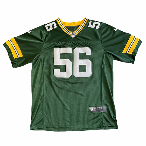 Julius Peppers Stitched Nike On Field Packers Jersey