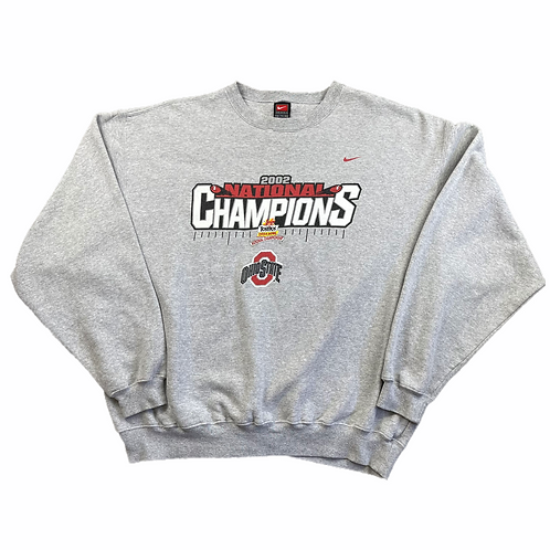 Nike Ohio State Crewneck 2XL