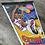 Thumbnail: 90s Grant Hill Caricature Detroit Pistons Pennant