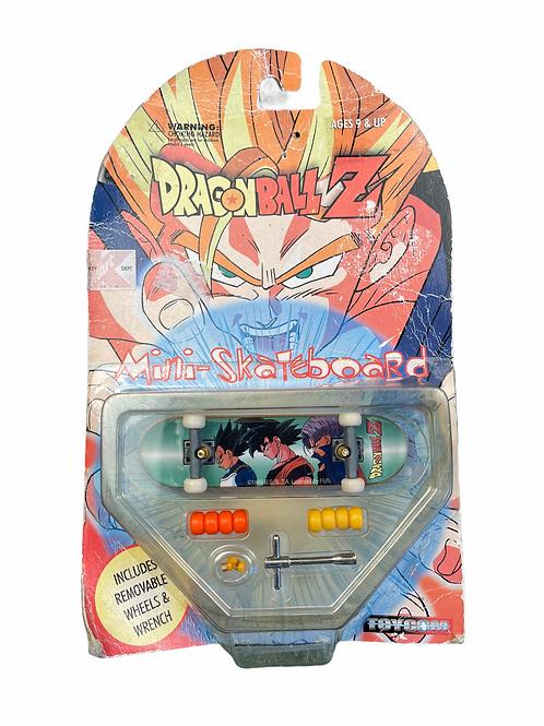 Dragon Ball Z  1999 Mini Skateboard Unopened