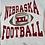 Thumbnail: Kids Nebraska Crewneck L - Savvy tags