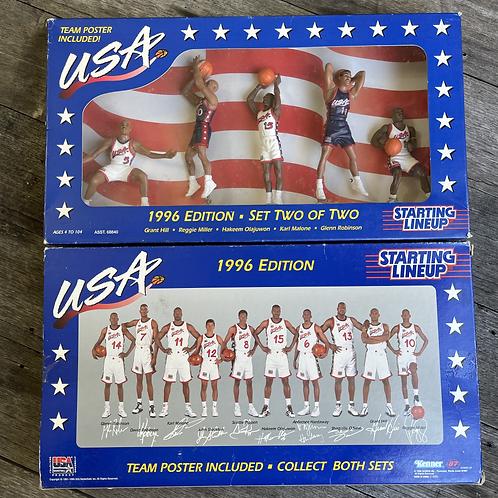96 USA Dream Team Sets 1 & 2 - Brand new