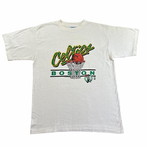 Celtics Salem Sports Tee - L