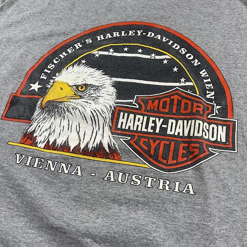 Harley Vienna Austria Tee - XL