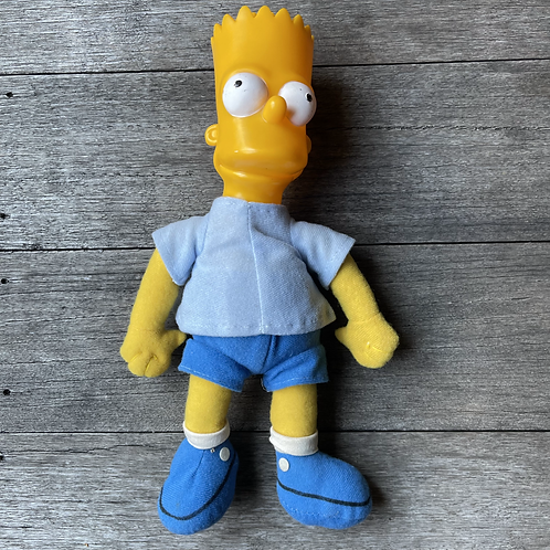 90's Simpsons Doll - Bart