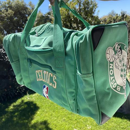 90's Celtics NBA Starter Duffle/Gym Bag