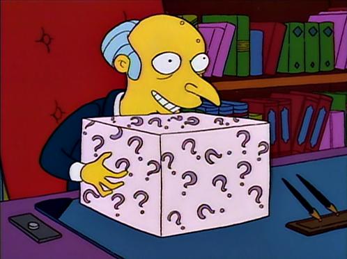 ? $50 Mystery Box ?