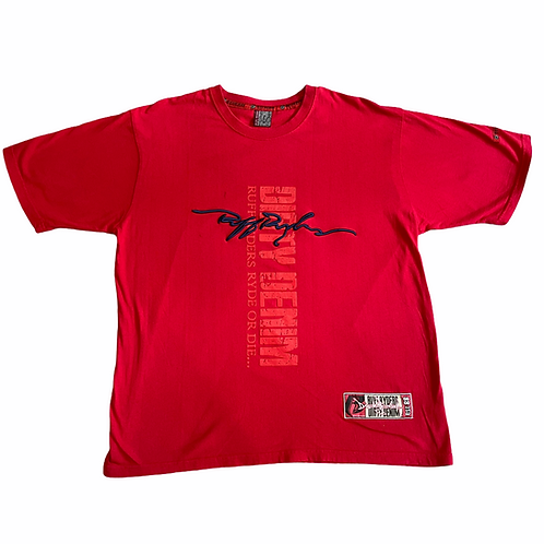 Ruff Ryders Embroidered Tee Bel L