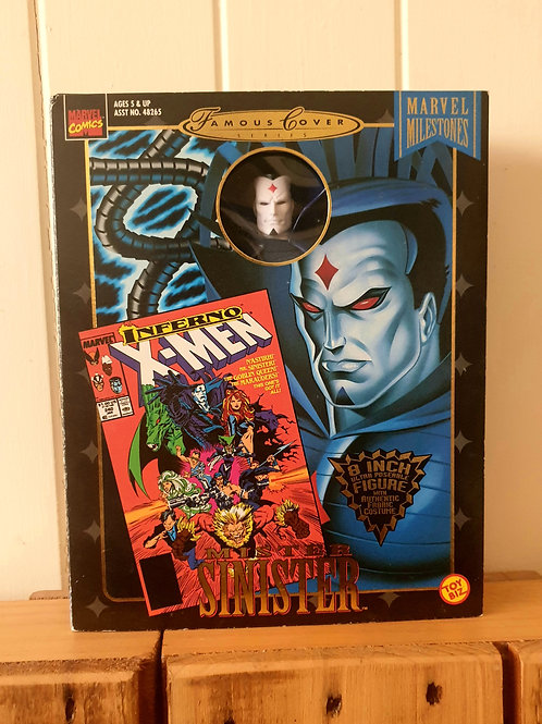 90's Mister Sinister Cover series figurine