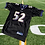 Thumbnail: Ray Lewis - Stitched Ravens NFL Jersey - L