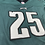 Thumbnail: NFL Lasean Mcoy Nike on-field Stitched Eagles Jersey