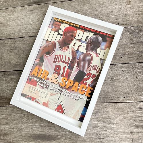 Sports Illustrated 23/10/1995 - Jordan/Rodman