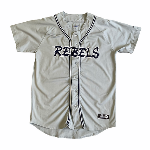 Rebels Baseball Jersey - M