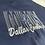 Thumbnail: Dallas Cowboys Embroidered Crewneck XL