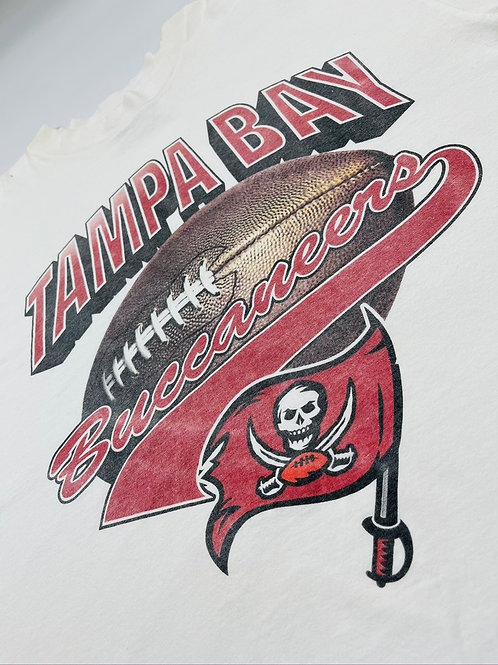 Vintage Tampa Bay Buccaneers Tee L