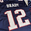 Thumbnail: Tom Brady Patriots Jersey - L