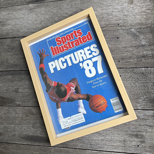 Sports Illustrated Pictures 1987 Double Issue