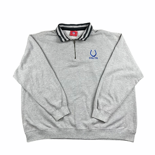 Indianapolis Colts - Embroidered Jumper 2XL