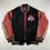 Thumbnail: Ohio State Collegiate Suede Varsity Jacket - L