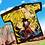 Thumbnail: DBZ Saiyan Battle - Double Sided Bootleg Tee - L