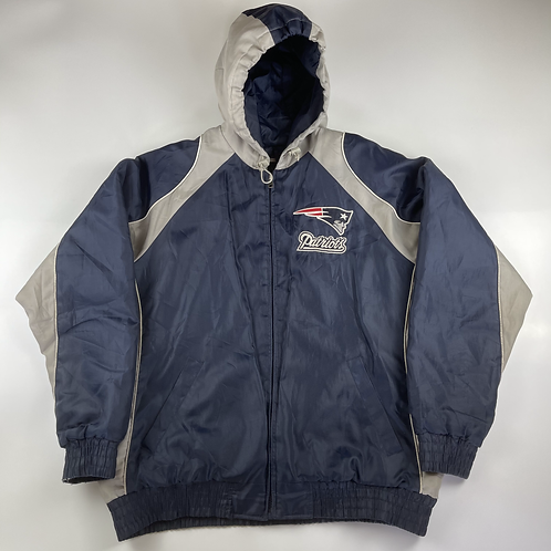 NFL Patriots Jacket - L