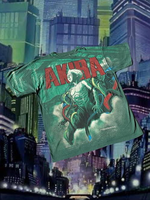 Akira Tetsuo Awakens 1988 Bootleg Tee - XL