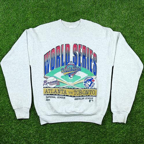 1992 World Series Crewneck  - L