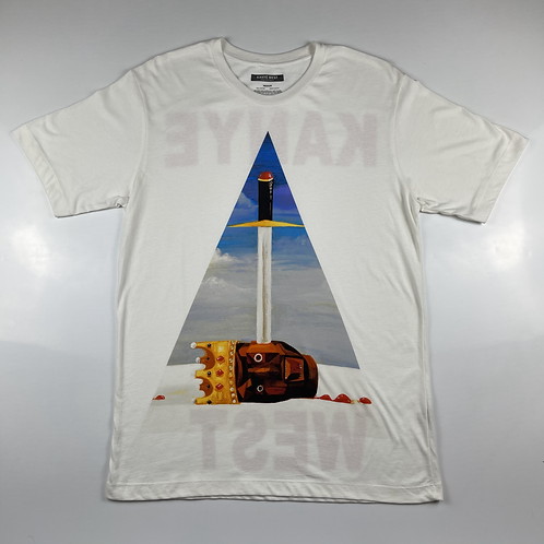 Kanye West x George Condo Official MyDark Twisted Fantasy Tour Tee