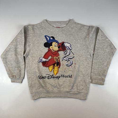 Kids Micky Mouse Crewneck - Sizing? :S