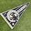 Thumbnail: Vintage NFL Raiders Felt Pennant