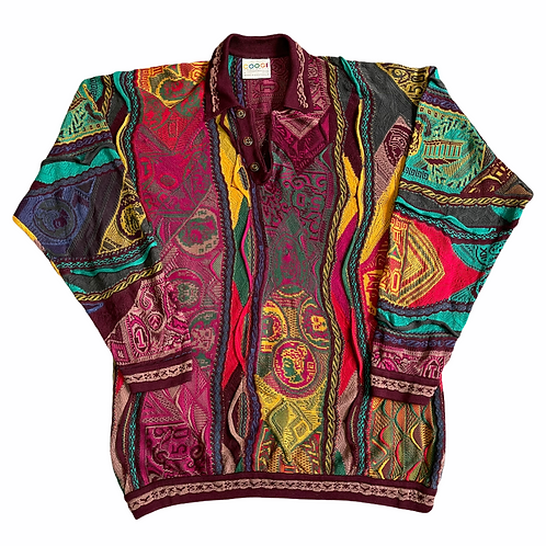 Currency Style Coogi sized L