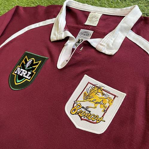 Broncos Wally Lewis Jersey - M