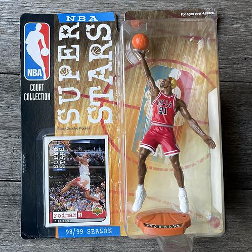 98 -99 Dennis Rodman Figurine Brand New - Card included