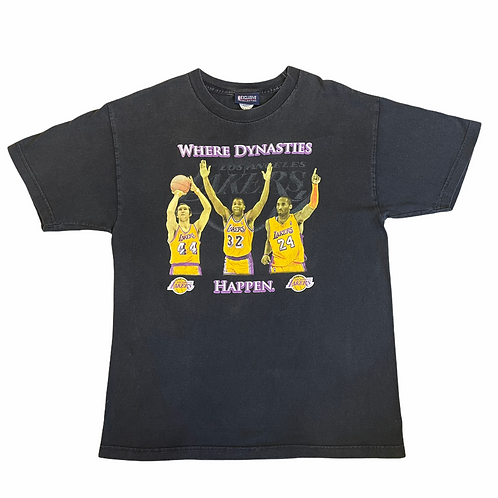 Lakers Dynasty Tee L