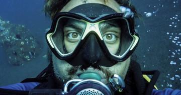 Baptiste Larriere MSDT scuba diving instructor Scuba Tribe Bali