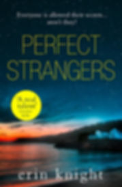 New book Perfect Strangers by bestselling author Erin Knight