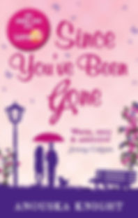 Bestselling romance book Since You've Bee Gone by Anouska Knight