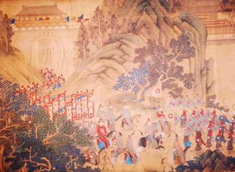 The long road to be a warrior in pre-modern China