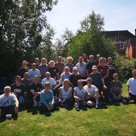 Cranbrook Summer Camp, August 2019