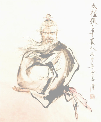 Celebrating the Birthday of Zhang San Feng, the legendary founder of Taijiquan