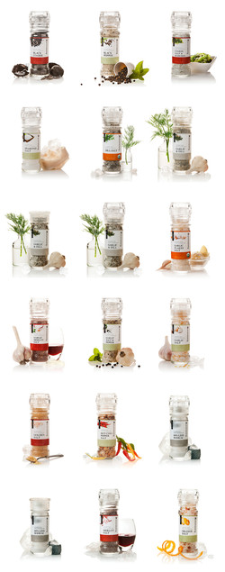 Aromasong Gourmet Product Photograph