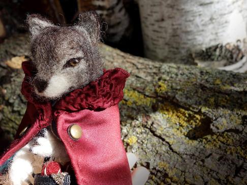 Wolf Riding Hood