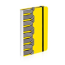 Illusion Yellow Journal